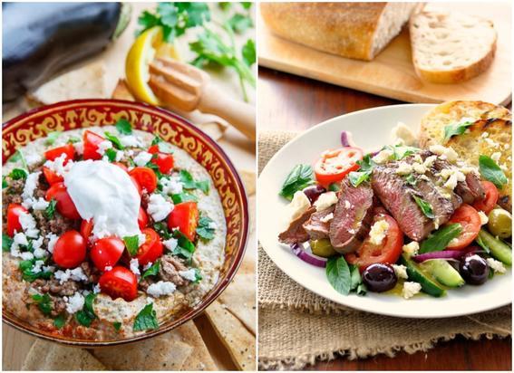 recetas griegas
