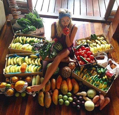 frutas ortorexia