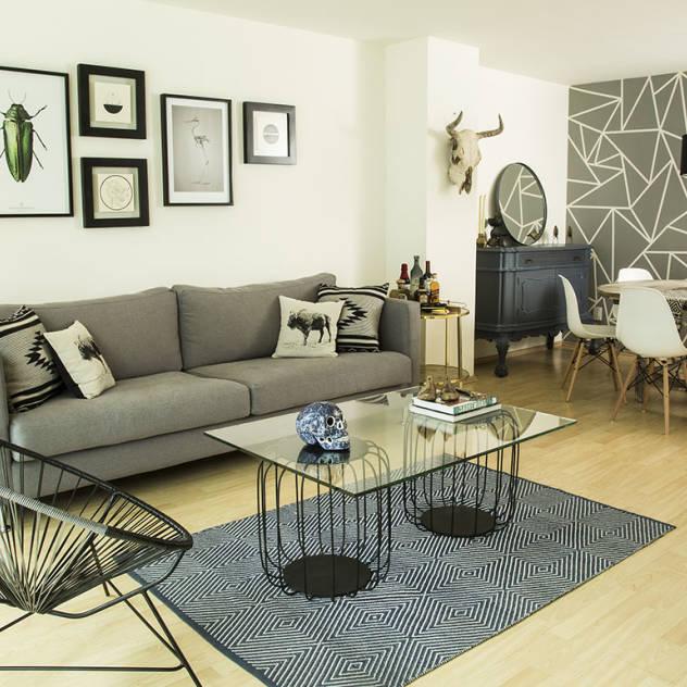 como decorar un apartamento de mujer soltera