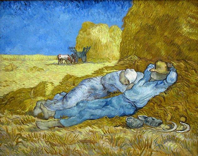 49 pinturas de Van Gogh además de \