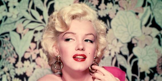 las mujeres quieren ser Marilyn