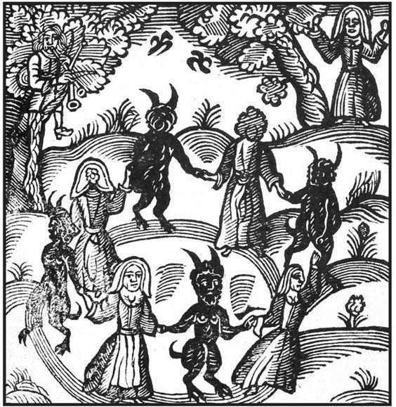 libros sobre brujas aquelarre