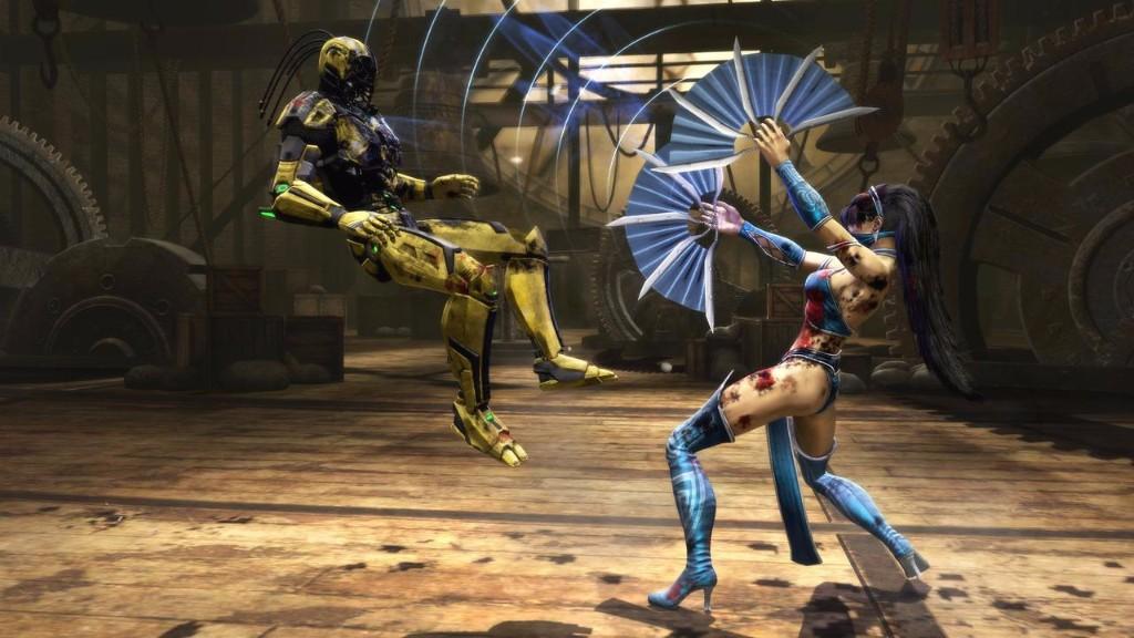 Videojuegos multijugador mortal-kombat
