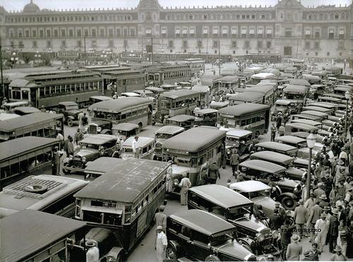 posrevolucion mexicana autos
