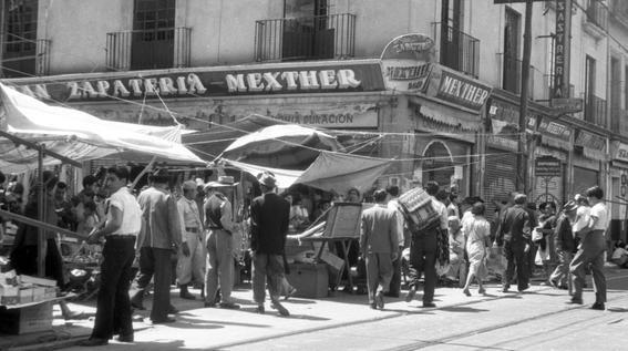 posrevolucion mexicana zapateria