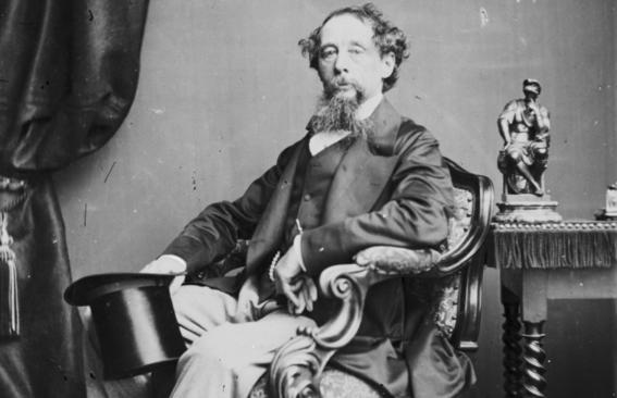 quien inspiro a Poe a escribir el cuervo charles dickens