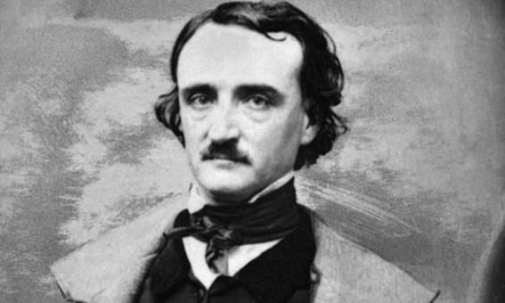 quien inspiro a Poe a escribir el cuervo poe