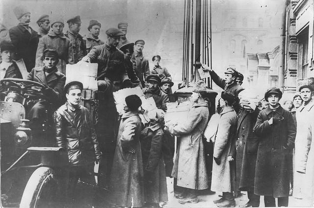 revolucion rusa bolcheviques