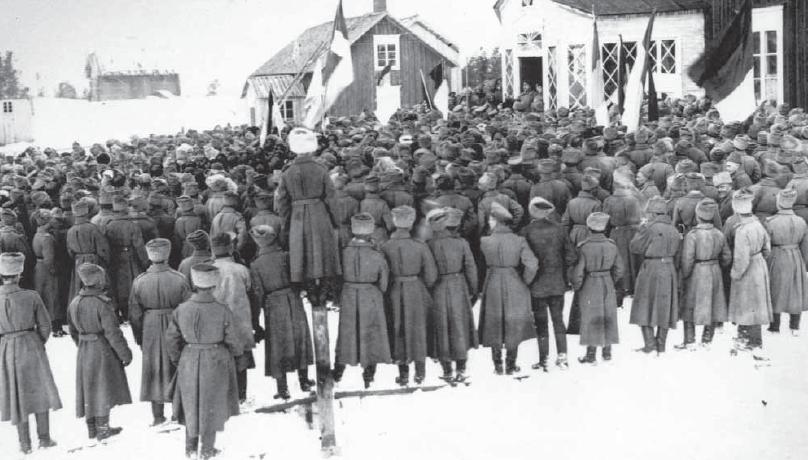 revolucion rusa finlandia