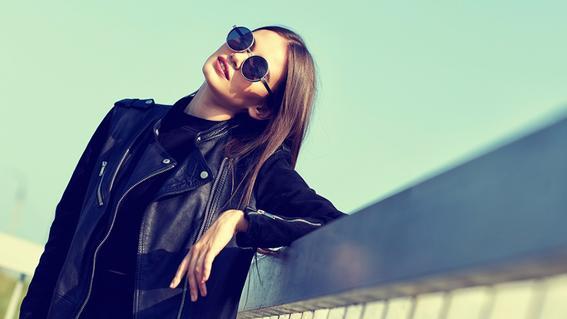 ropa de moda de mujer lentes