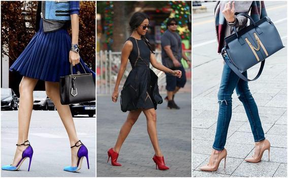 ropa de moda de mujer zapatilla