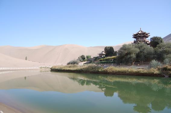 ruta de la seda oasis