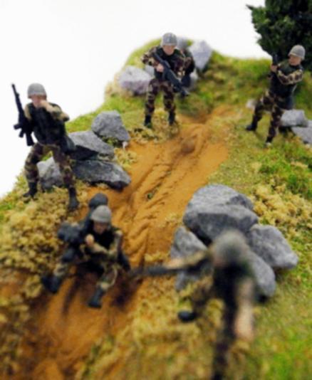 soldados vagina