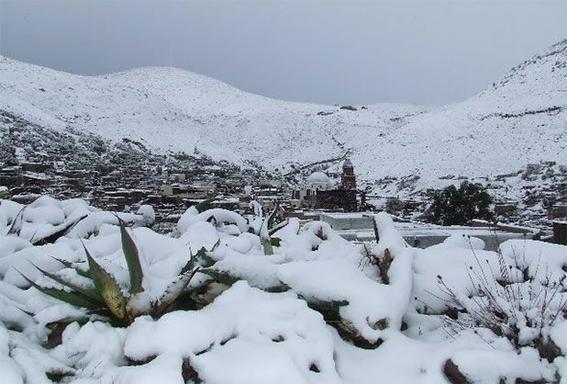 sombrerete nieve frio ciudades en mexico