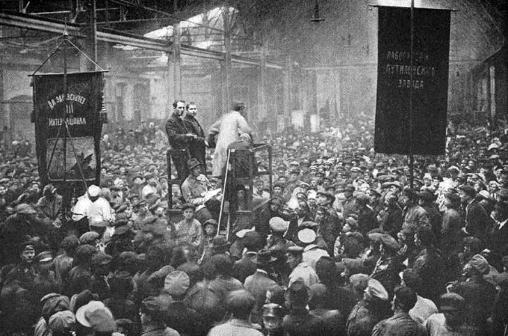 soviet revolucion rusa