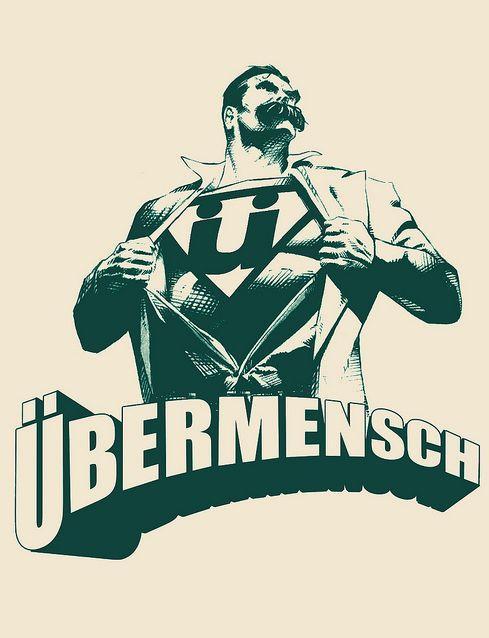 superhombre segun nietzsche ubermensch