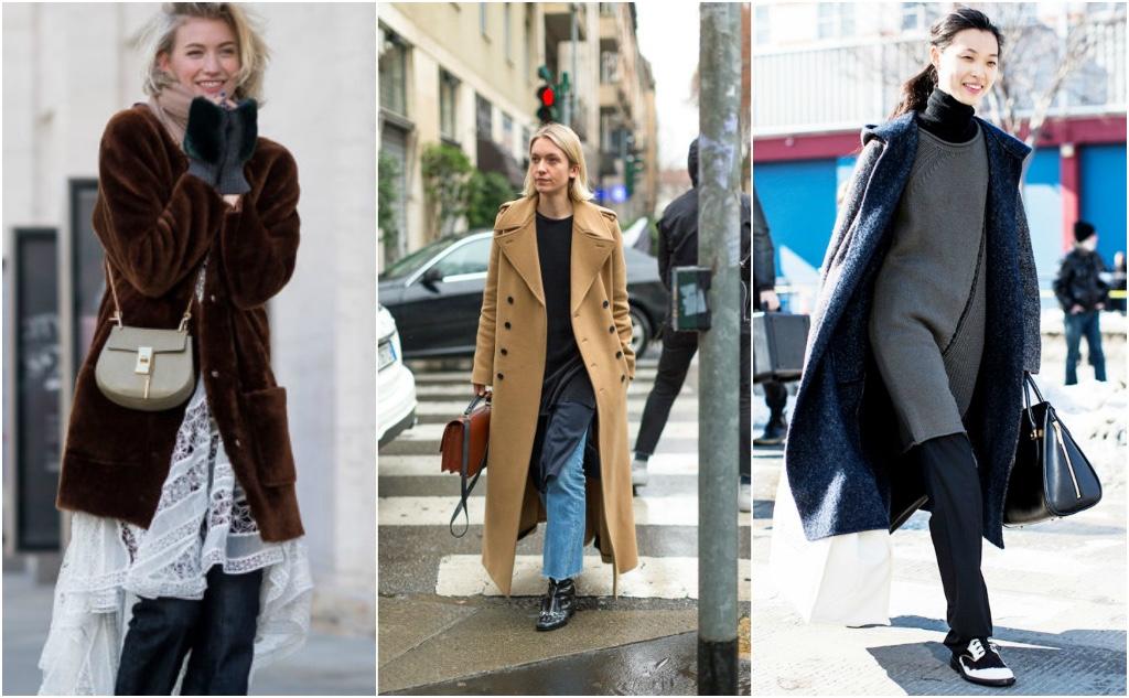 vestidos de noche abrigos