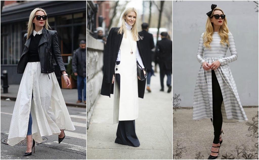 vestidos de noche blanco