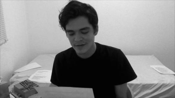 Augusto Sonrics poetas jovenes mexicanos