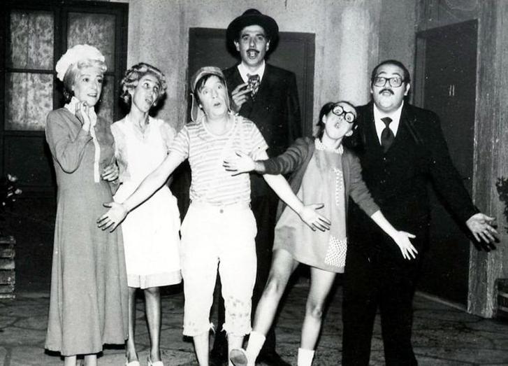 chavo del ocho chespirito en latinoamerica