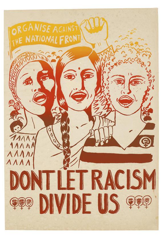 carteles feministas