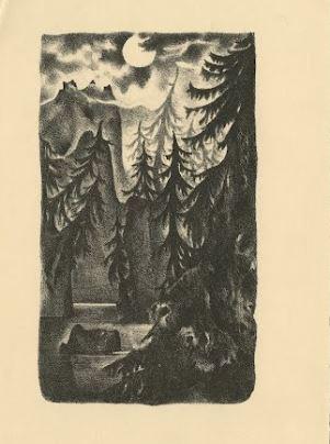 edgar allan poe illustrations 6