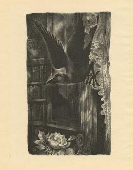 edgar allan poe illustrations 14
