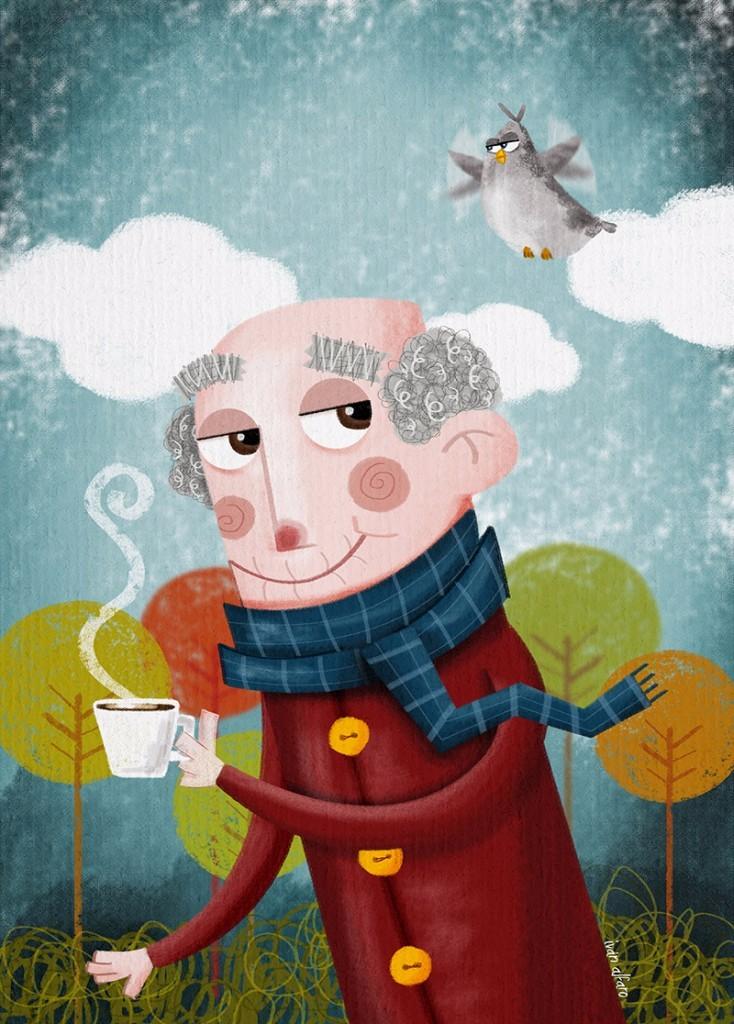 Ilustradores infantiles  Ivan-Alfaro
