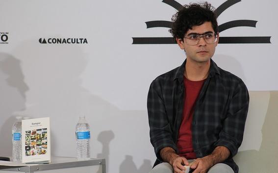Jehú coronado poetas jovenes mexicanos