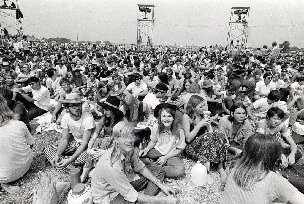 Sex In Woodstock