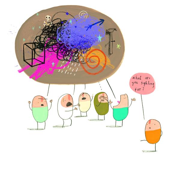 Ilustradores infantiles  Oliver-Jeffers-ilustracion