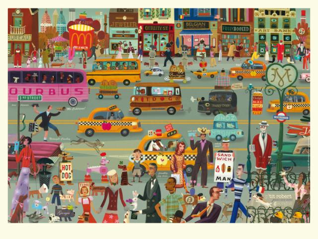 Tom Schamp-ilustraciones