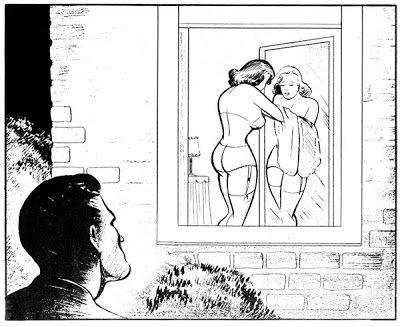 Voyeur Shuster Superman