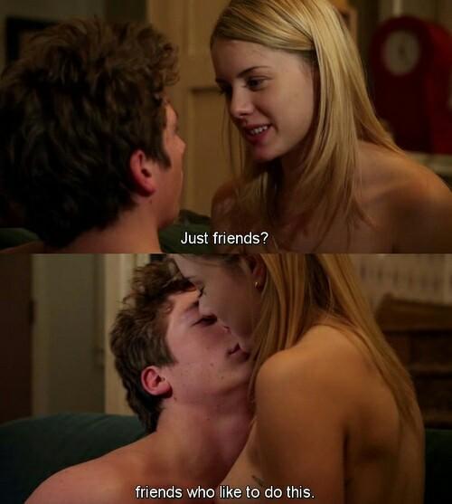 amigos sexo sin compromisos