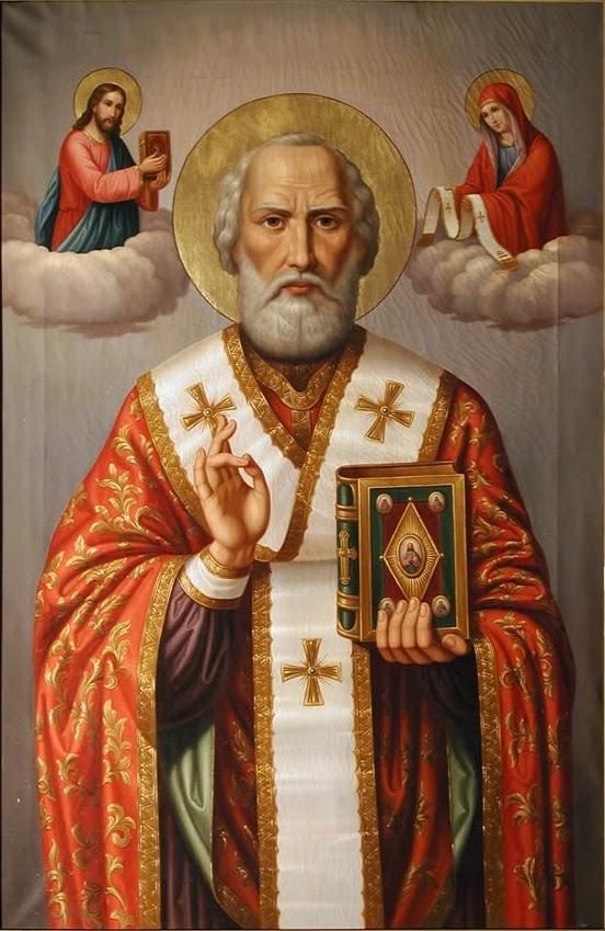 Historia de Santa Claus san-nicolas-de-bari