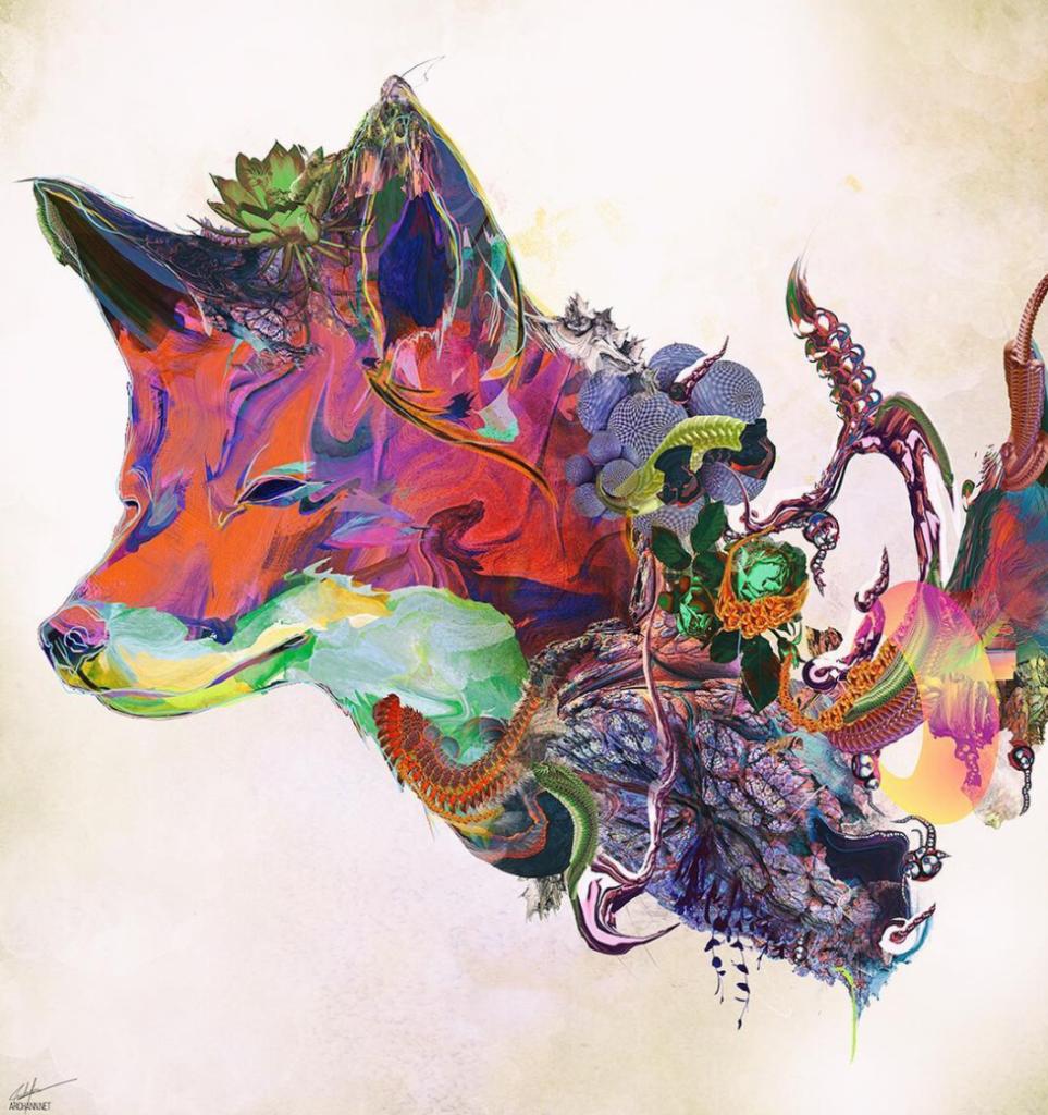 10 Psychedelic Instagram Artists You Should Follow Art Art