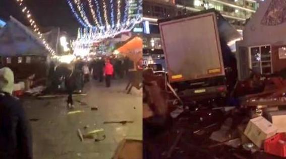 atentado en berlin