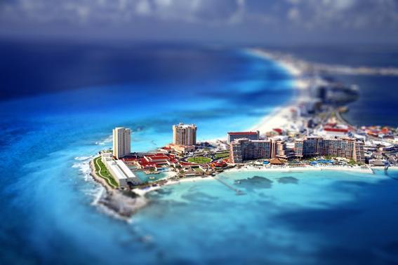 cancun viajar a cancun con poco dinero
