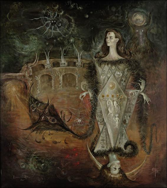 Leonora Carrington pintora
