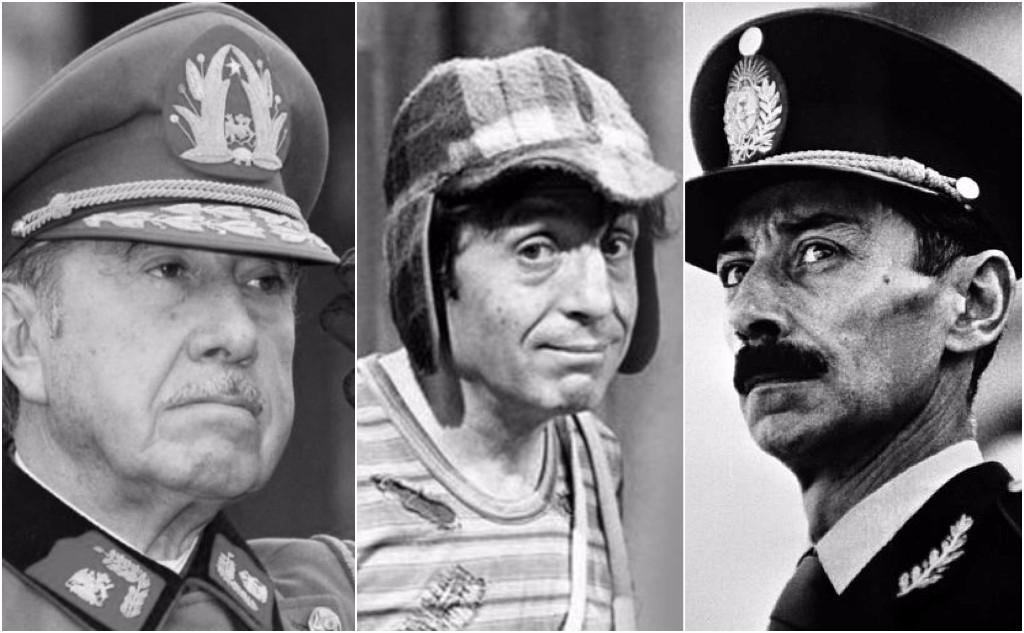 El lado oscuro del Chavo del 8 y las dictaduras en América ...