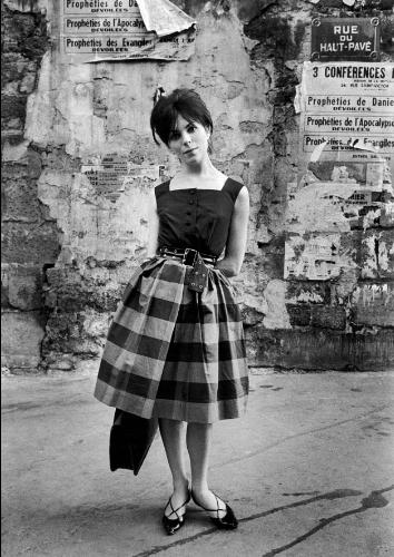 chicas francesas 1963 CINCO