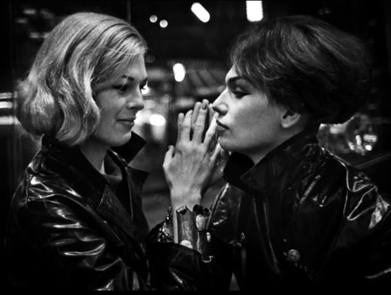 chicas francesas 1963 CUATRO