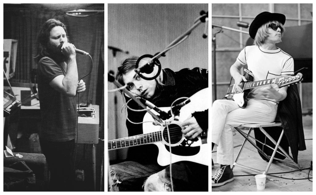 leyendas de la música