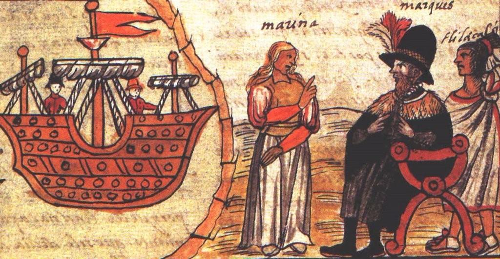codice de conquista