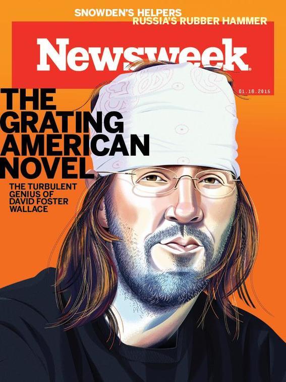david foster wallace newsweek