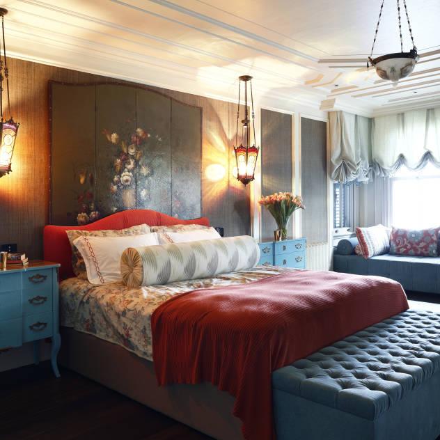 aade mucho color decora tu cuarto