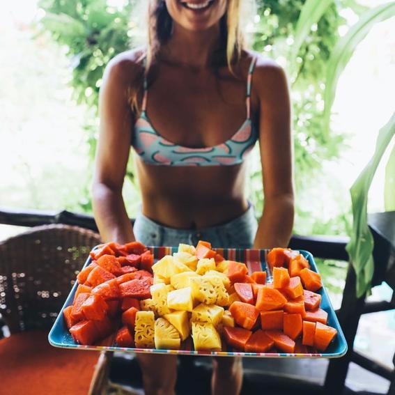 dietadespués de hacer ejercicio