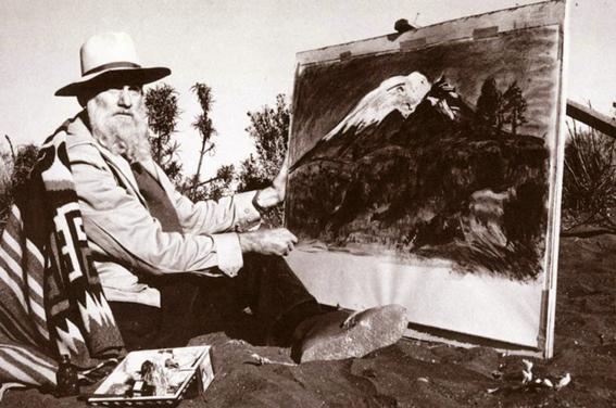 dr atl pintando