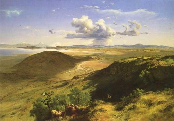 el cerro de santa isabel