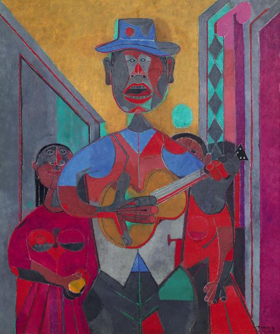 el trovador rufino tamayo arte nacional